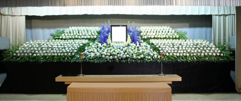 生花祭壇①