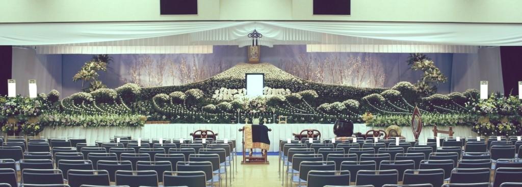 生花祭壇⑫