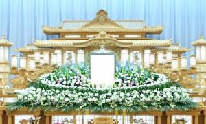 祭壇生花③